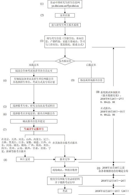 网报流程图