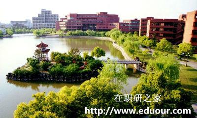 上海交通大学校园凉亭